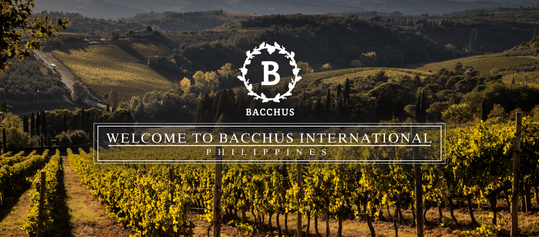 Bacchus - Bacchus International, Inc
